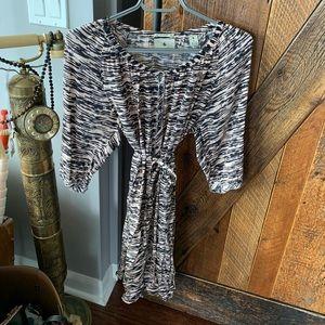Maison Scot h belted dress/tunic